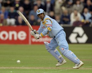 Rahul Dravid against South Africa in 1999 World Cup